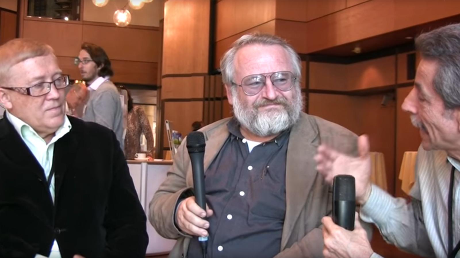 DGEIM SPECIAL-Prof-Dr-biol-Peter-P-Gariaev,-Wave-Genetics